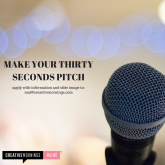 30 second pitch