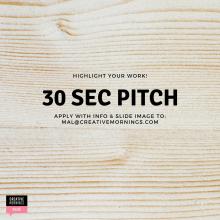 30 sec pitch