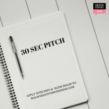 30 sec pitch May